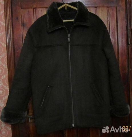 c3d19814da0 Куртка мужская зимняя. Размер 54-56 купить в Санкт-Петербурге на ...