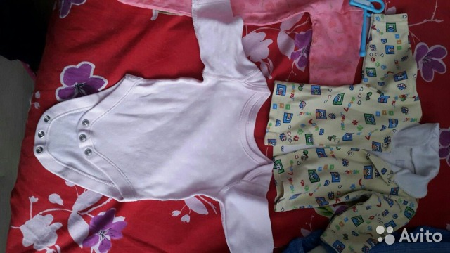 84d7bf01ed6f3 Большой пакет. Одежда для новорожденных купить в Санкт-Петербурге на ...