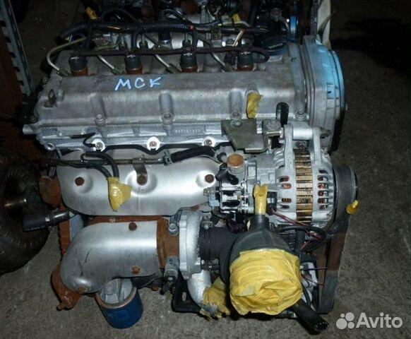 какой мотор на hyundai starex