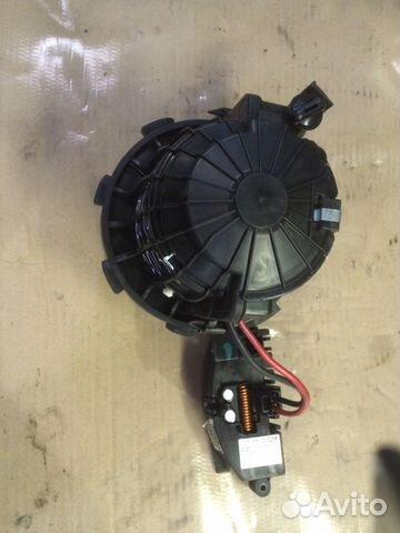 Behr X6553003 Мотор отопитель Ауди— фотография №1