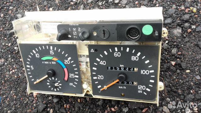 панель приборов вольво fh-12 1995 г.в.