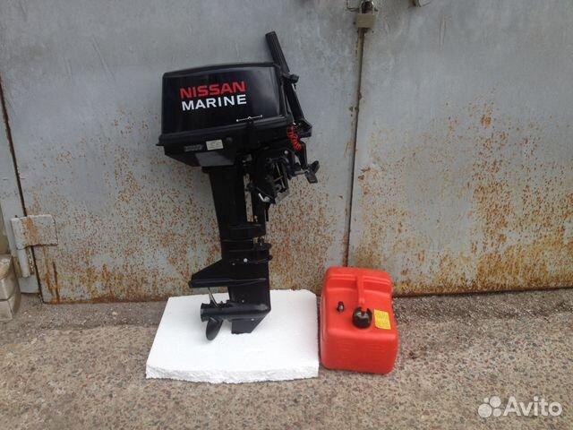лодочный мотор ns marine nm 9.8 b s цена