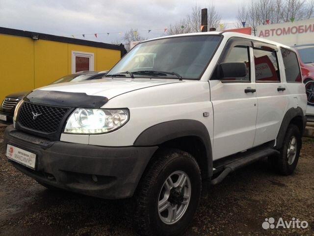 продажа авто с пробегом уаз в красноярском крае