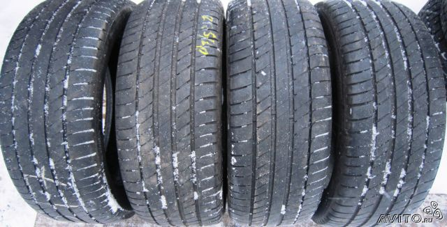 Michelin Primacy HP 225-50-R17 4 шт— фотография №1