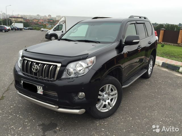Toyota Land Cruiser Prado 2009, 2010, 2011, 2012, 2013 ...
