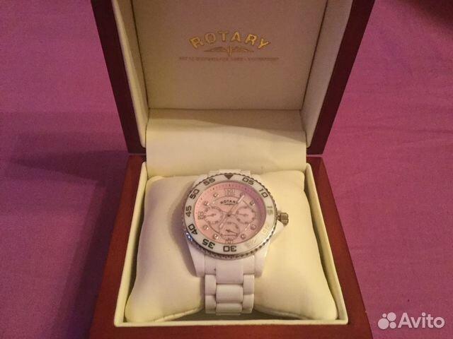 Часы наручные женские rotary механические часы мужские купить в магазине