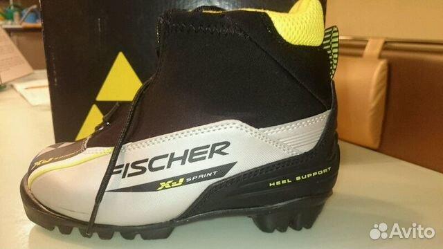 Детские лыжные ботинки Fischer 32 размер   Festima.Ru - Мониторинг ... 1ab33cf32d5
