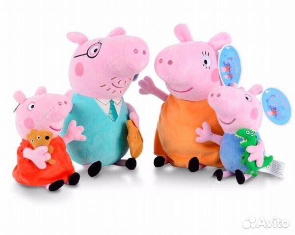 купить набор свинка пеппа недорого