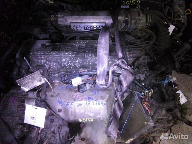 Двигатель 4S-FE TOYOTA CARINA ST170 (тойота карина)
