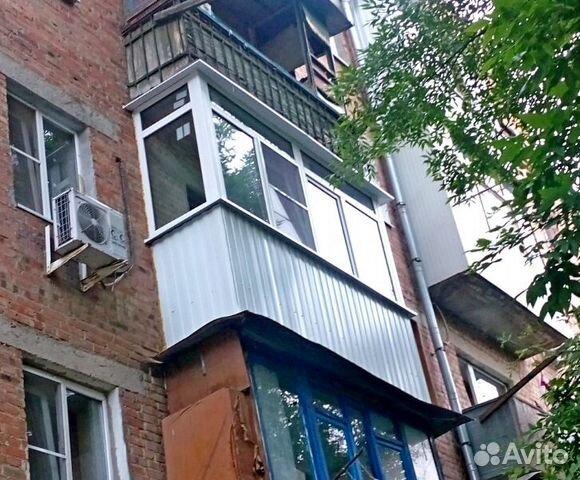 Остекление и ремонт балконов под ключ. в ростове-на-дону , к.