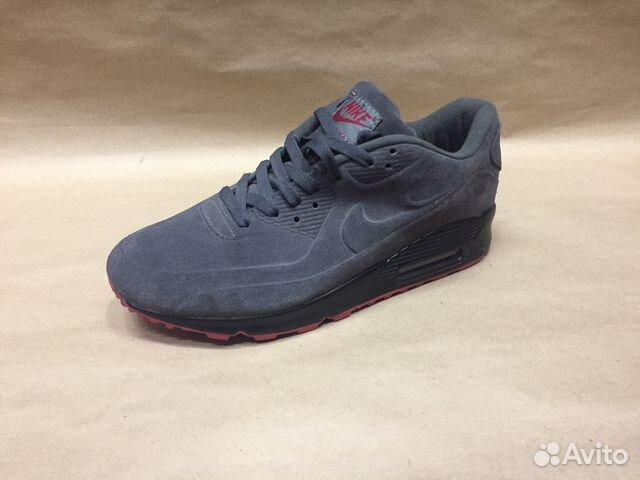 faf231bc Nike Air Max 90 (41-45) grey серые найк аир макс | Festima.Ru ...