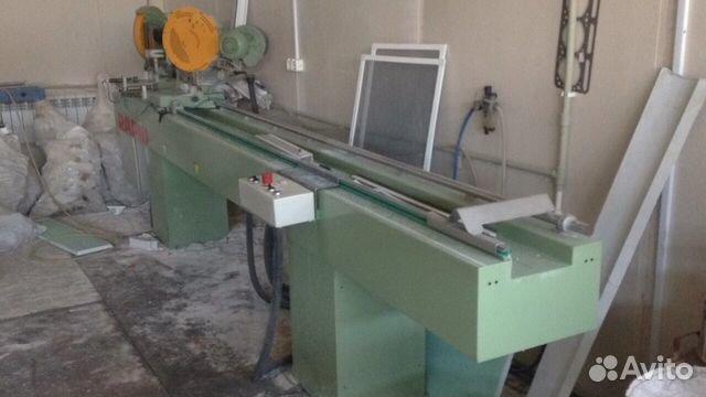 Оборудование для производства окон из пвх и Алюмин 89527779327 купить 1