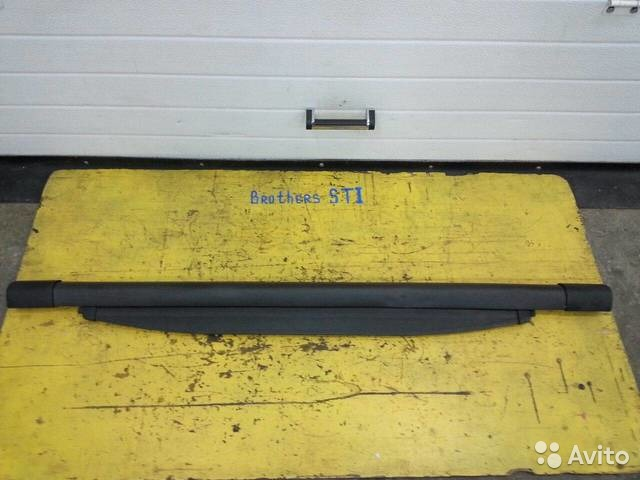89625003353 Шторка багажника Subaru Impreza, GF8, EJ20