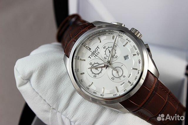 TISSOT - Tissot Couturier Automatic Chronograph C01211