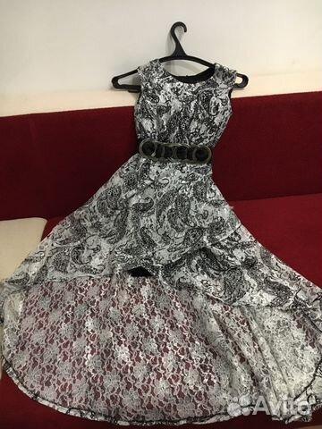Авито тюмень вечернее платье