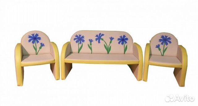 наборы мягкой мебели для детей купить в москве на Avito объявления