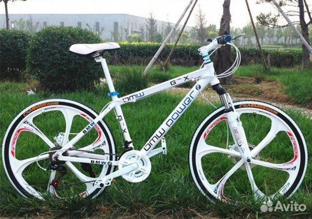 купить велосипед bmw x