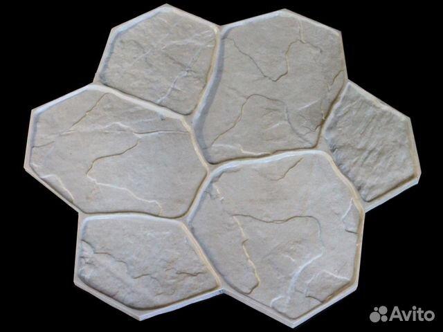 Купить формы для печатного бетона на авито приготовление растворов цементных сколько чего