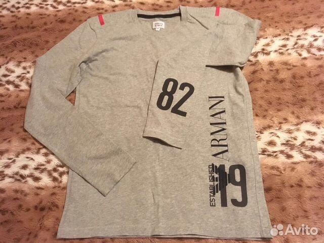4b7de3d210e4 Кофта поло футболка Armani Versace DG оригинал | Festima.Ru ...