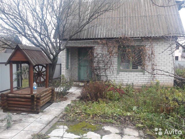 House 30 m2 on a plot 6 hundred. 89206059022 buy 3