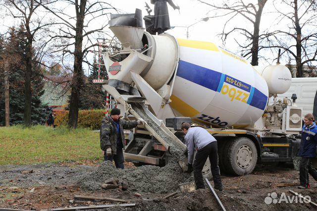 Авито купить бетон 200 стоимость керамзитобетона