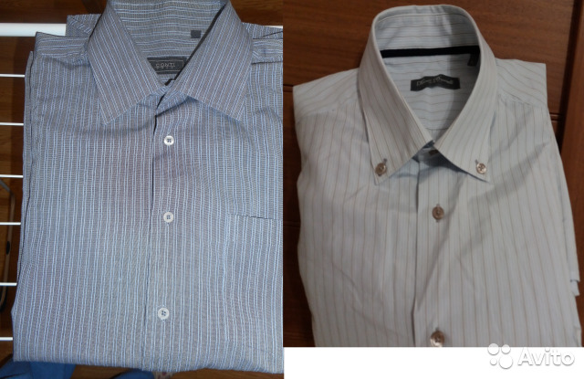 016490cfe01 Рубашки мужские(новые) купить в Московской области на Avito ...