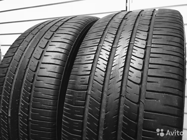 Пара 245 45 20 GoodYear Eagle RS-A 99Y