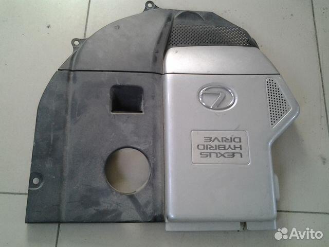 Накладка двигателя лексус RX-400.гибрид 2008г 89028799240 купить 2
