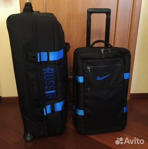 2c466f5a1f8f Спортивная сумка кофр Nike Сборной России 40л купить в Москве на ...