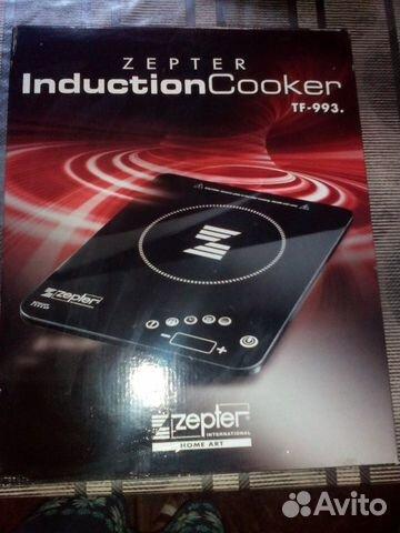 Индукционная плита Цептер 89604376859 купить 1