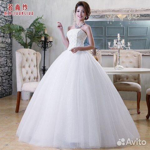 Свадебные платья размер 38-40