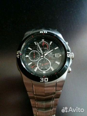 7cf40a5751e5 Часы Casio edifice EF-514 купить в Орловской области на Avito ...