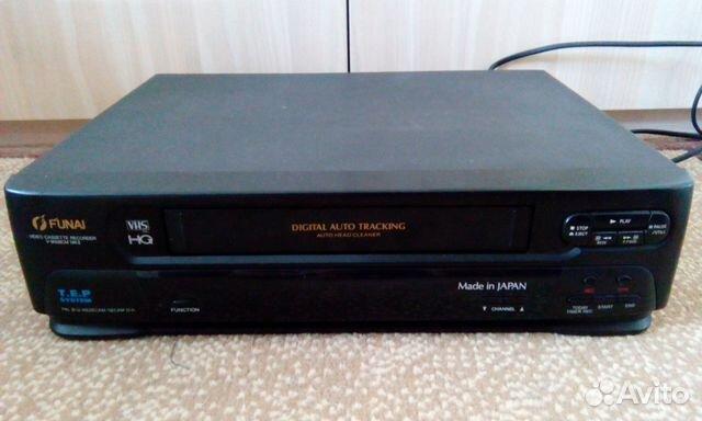 4f5373205987 Видеомагнитофон funai V-8008 CM MK II купить в Рязанской области на ...