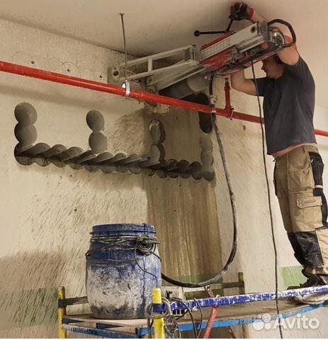 Резка бетона авито бетон штамп
