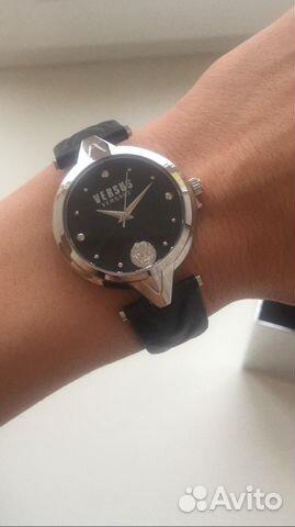 Купить часы версаче на авито цвет наручных часов по фен шуй