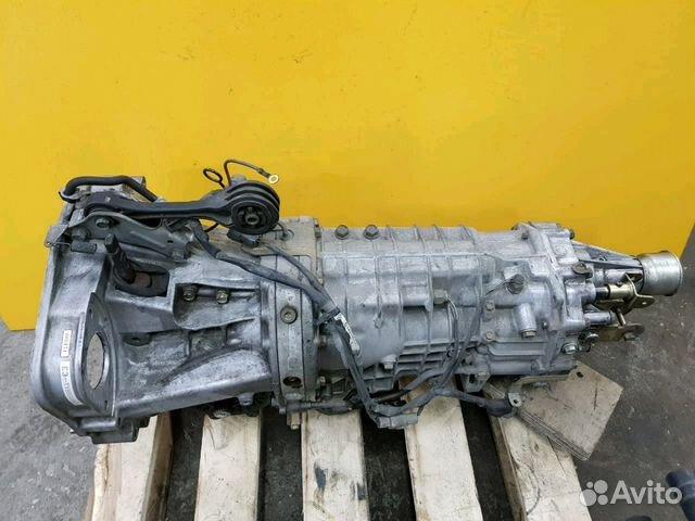 89625003353 Коробка механическая 6 sti ступая Subaru Impreza