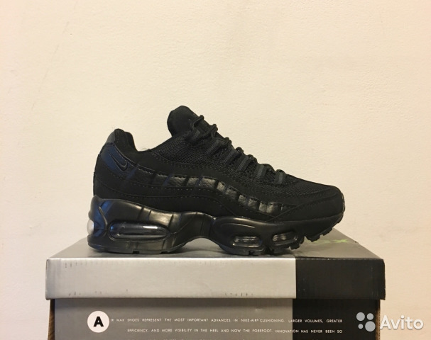 1cd02873 Nike Air Max 95 Новые Кроссовки | Festima.Ru - Мониторинг объявлений