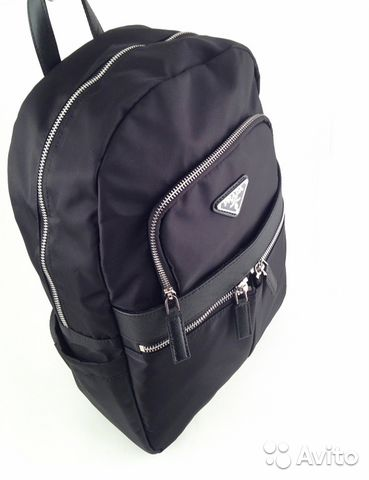 Рюкзак унисекс Prada NEW LUX арт.8233 купить в Москве на Avito ... 58f54131da7
