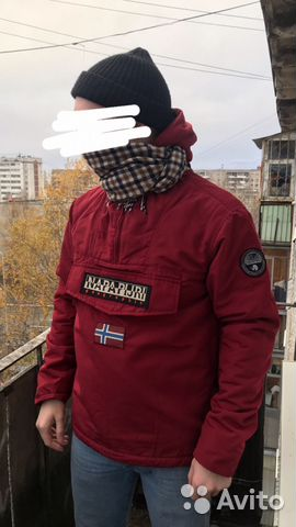 8015c033af8 Зимняя куртка napapijri rainforest winter