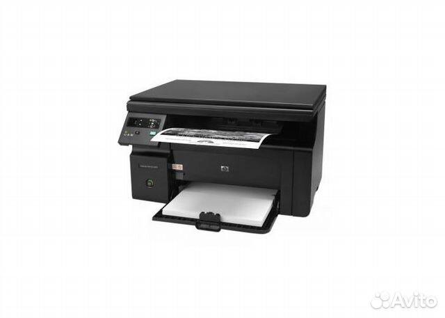 драйвера на принтер hp laserjet pro mfp m132ra