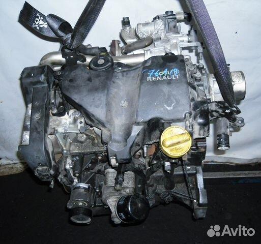 двигатель рено сценик 3