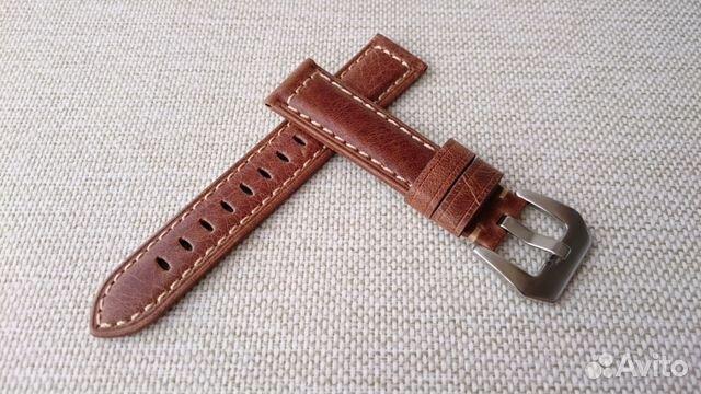 Ремешки для часов из натуральной кожи 89525003388 купить 3