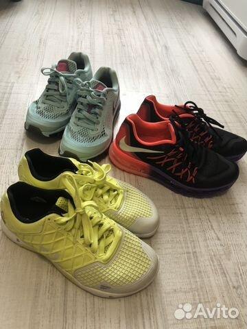 1dc91eca Кроссовки Nike Air max, Reebok Crossfit - Личные вещи, Одежда, обувь,  аксессуары - Москва - Объявления на сайте Авито