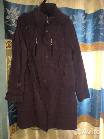 Куртка кожаная, плащ, жакеты 54-56 89049980947 купить 2