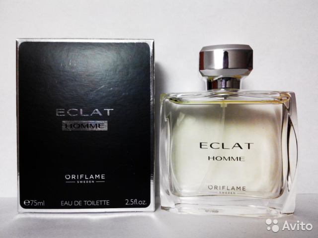 Eclat Homme Oriflame Festimaru мониторинг объявлений
