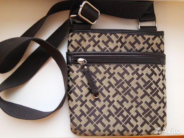 06a7bd229e61 Новая сумка Tommy Hilfiger купить в Санкт-Петербурге на Avito ...