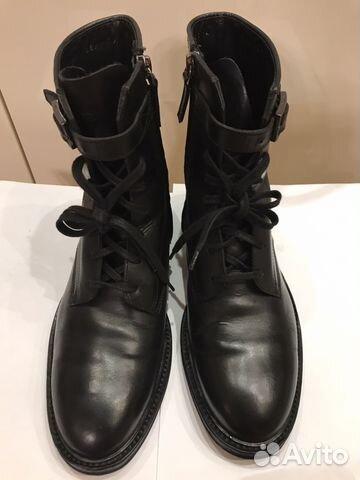 9dcca7072 Берцы ботинки Hugo Boss р.38,5 Италия   Festima.Ru - Мониторинг ...