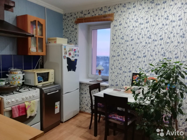Продается однокомнатная квартира за 1 650 000 рублей. Ханты-Мансийский автономный округ, Урай, микрорайон Западный, 12.