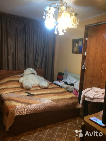 Продается трехкомнатная квартира за 2 950 000 рублей. Нижний Новгород, Союзный проспект, 9.