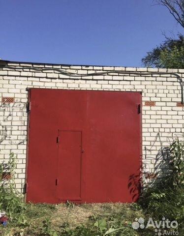 Купить кап гараж на авито в рязани чебоксары гаражи металлические